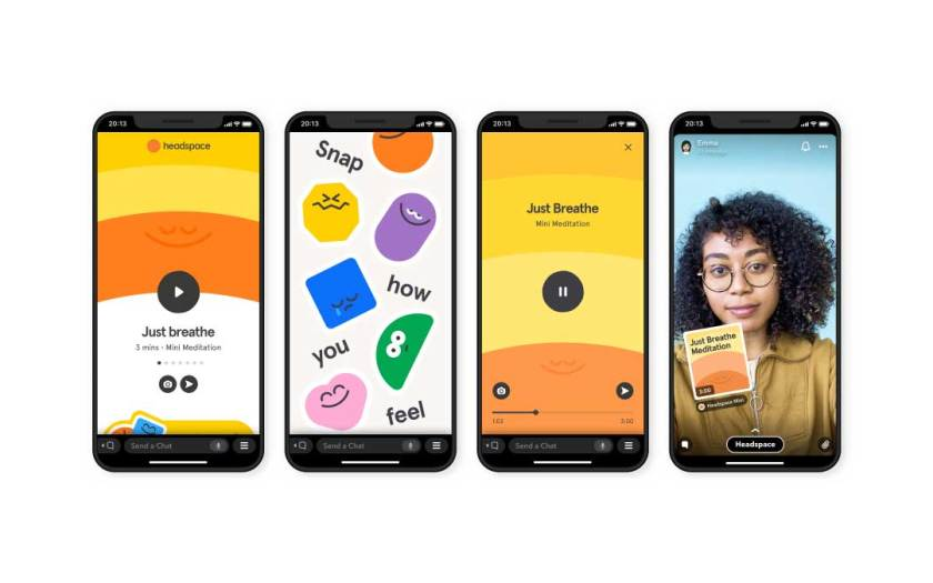 Snapchat Launches Snap Minis for Bite-Sized Experiences