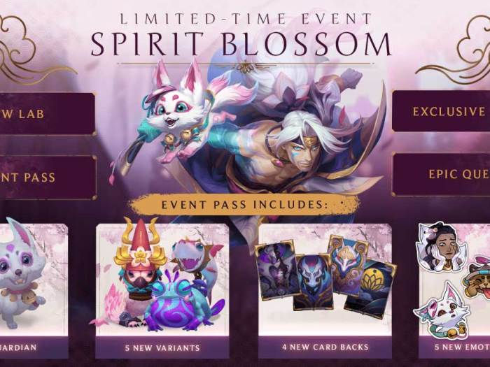 Riot Games answers the anime call with the launch of Spirit Blossom, the publisher's first cross-title experience