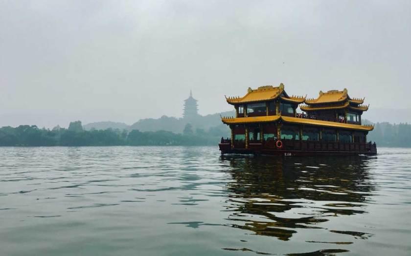 SenseTime Creates Immersive AR Tourist Experience at Hangzhou West Lake