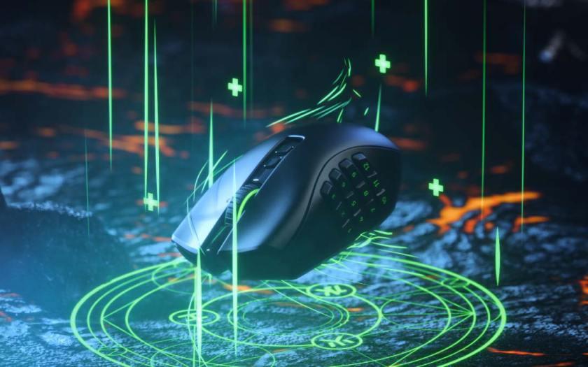 Razer unveils the new Razer Naga Pro