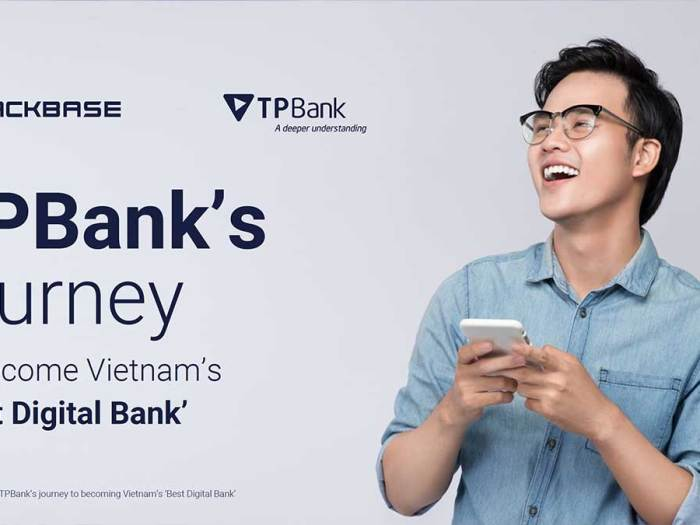 TPBank accelerates digital transformation with Backbase to drive digital reinvention of the bank