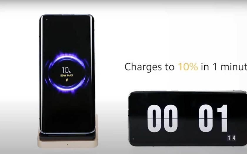 Xiaomi unveils pioneering 80W Mi Wireless Charging Technology