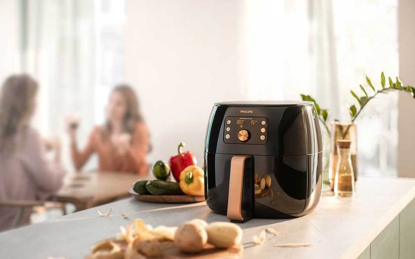 Cook Healthy and Tasty Dishes Like A Chef with Philips' Smart Sensing Technology