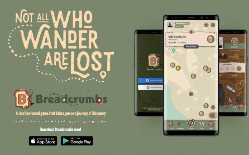 Breadcrumbs is a First-of-its-kind Location-based Game in Singapore