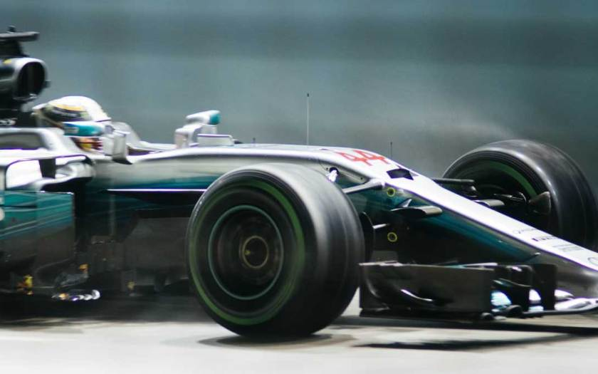 TIBCO and Mercedes-AMG Petronas Formula One Team Deliver Data-Driven Results to Win Championships