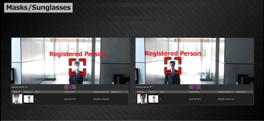 Canon Enhances its Video Surveillance Offerings with Facial Recognition Technology