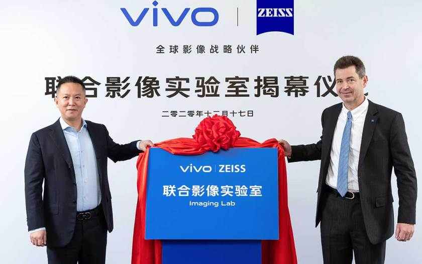 vivo and ZEISS Enter Global Partnership for Mobile Imaging