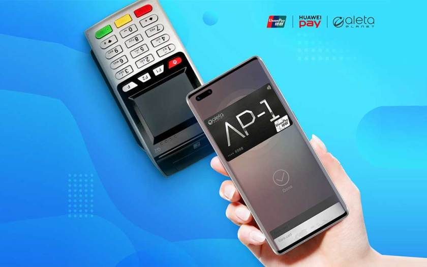 Huawei Pay partners Aleta Planet to Provide Mobile Payment Solution for Singapore Users