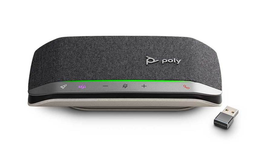 Poly Introduces Speakerphones That Bring Professional-Quality Audio to Your Home (and Your Office)