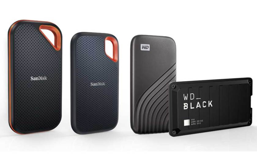Western Digital Delivers Unmatched Line Up Of High-Capacity Portable SSDs