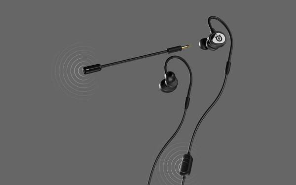 SteelSeries Launches New Tusq In-Ear Mobile Gaming Headset With Dual Microphone And Dynamic Sound Drivers