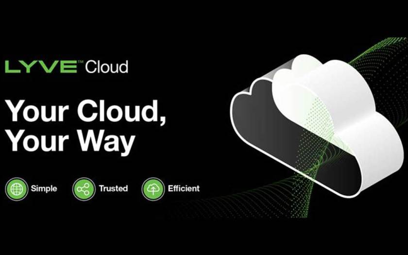 Seagate Unveils Lyve Cloud Built to Store, Activate, and Manage the Massive Surge in Data