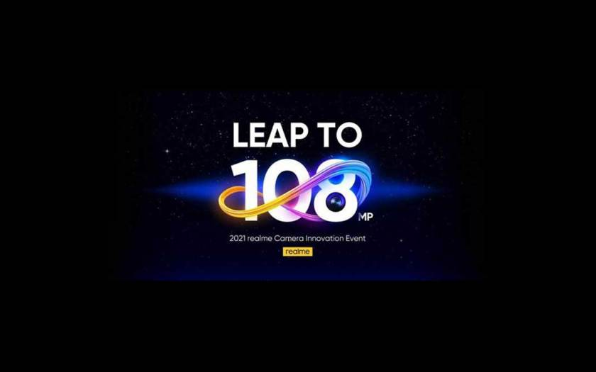realme launches its first 108MP camera and trendsetting photography features at the Camera Innovation Event