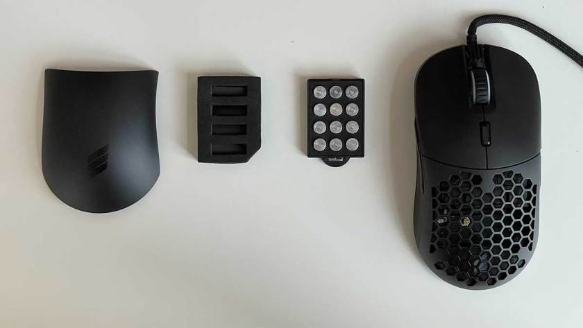 Review of the SuperSolid Gemini One Gaming Mouse