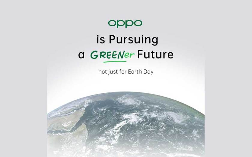 OPPO is doing their part as a global citizen to create a sustainable ecosystem