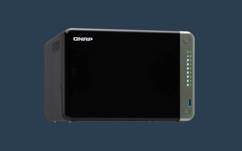 QNAP TS-653D Quad-Core 6-bay NAS for Professionals available in Singapore