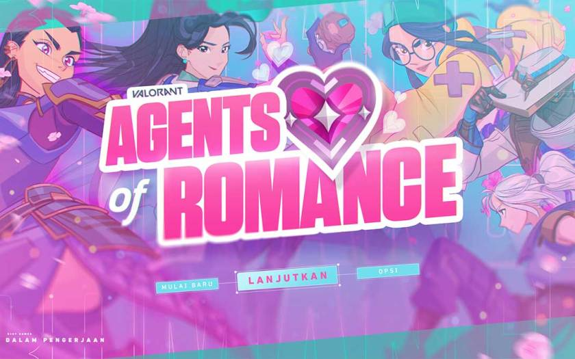 Riot Games Announces VALORANT™ Dating Sim