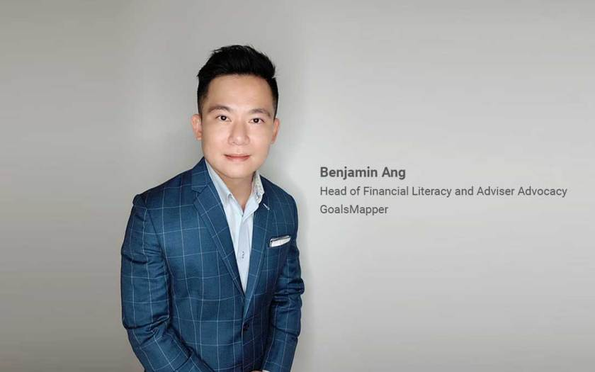 Fintech startup GoalsMapper names Benjamin Ang Head of Financial Literacy and Adviser Advocacy
