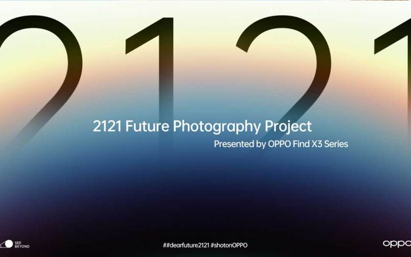 OPPO Launches 2121 Future Photography Project to Capture Everyday Moments, Share, and Save Them for the Future