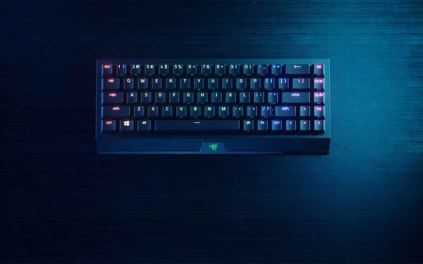 Razer unveils the BlackWidow V3 Mini HyperSpeed