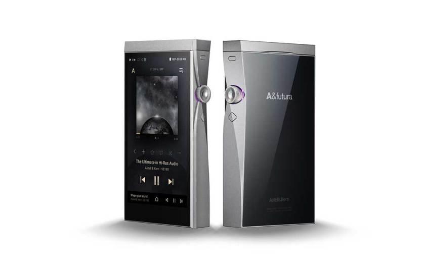 Astell&Kern unveils the A&futura SE180 modular DAC digital audio player in Singapore