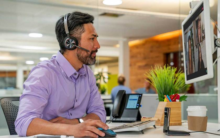 Poly unveils Voyager Focus 2 – a smart, wireless headset with next generation noise cancelling technology