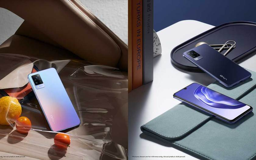 vivo unveils V21 5G with 44MP OIS front camera – the ultimate selfie smartphone for day and night