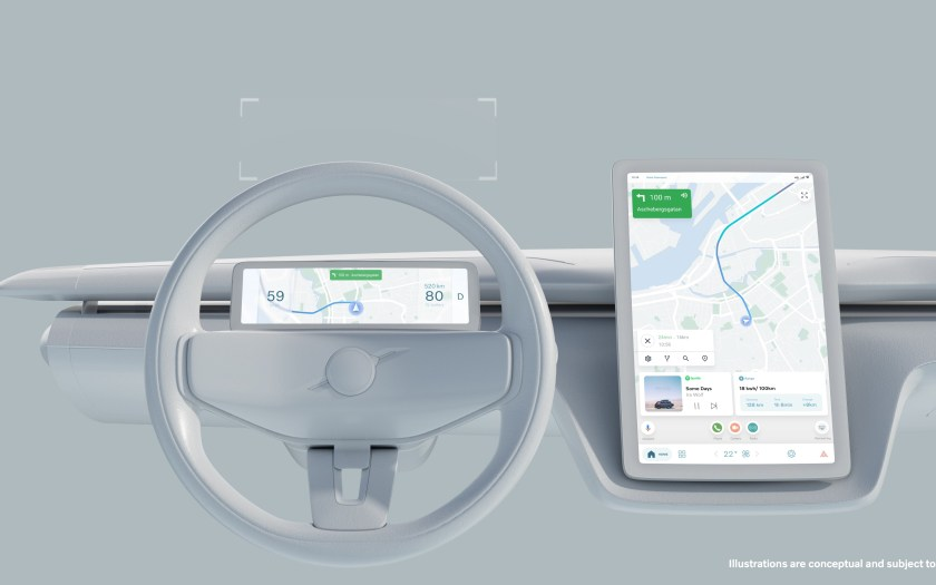Volvo Cars and Google continue partnership for next generation safe and connected user experience