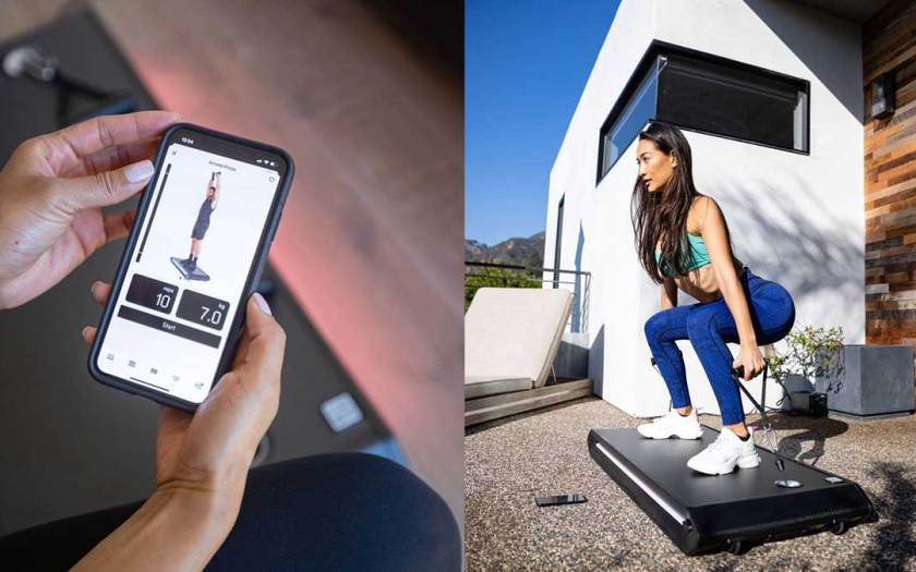 Fitness First partners with fitness startup - Vitruvian - to introduce the revolutionary V-Form Trainer in Singapore