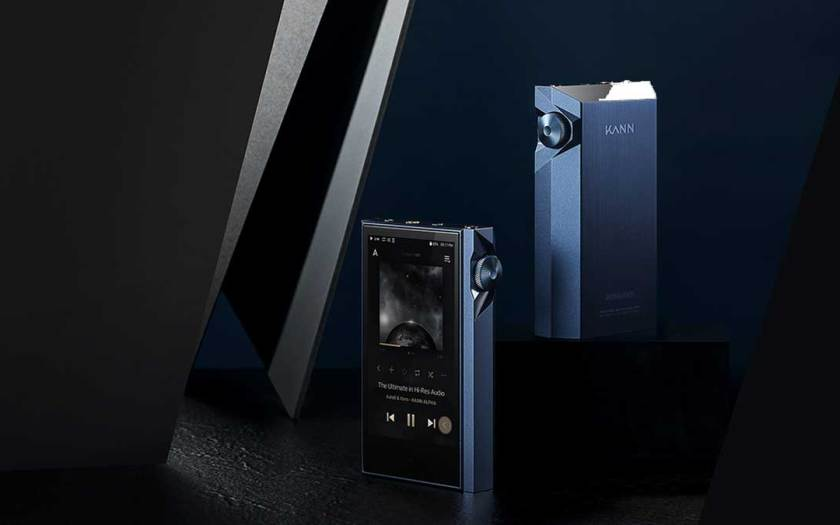 Astell&Kern Debuts New Colourway for KANN ALPHA High Resolution Loss-less Digital Audio Player in Singapore