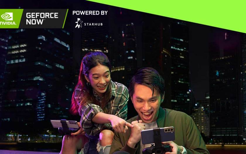 StarHub Launches GeForce NOW Cloud Gaming Service in Singapore for All