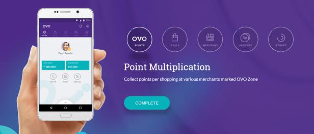 Fintech Company 4: OVO