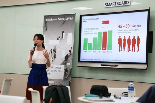 Charlotte Lim, JobTech