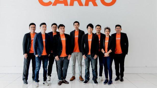 Team Photo Carro