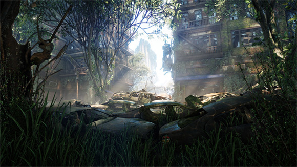 Crysis 3, Κατεστραμμένα αυτοκίνητα