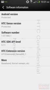 HTC Sense 5 leak