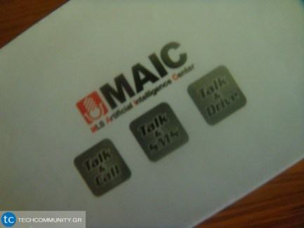 MLS iQTalk Crystal hands-on - MAIC