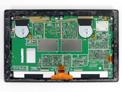 Microsoft Surface Pro Teardown (2)
