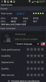 Galaxy S4 benchmark for Exynos 5 Octa (2)