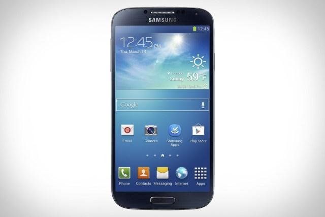 Samsung Galaxy S4 Press Photo