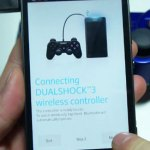 Τα Sony Xperia Θα Υποστηρίζουν Το Χειριστήριο Του PlayStation 3