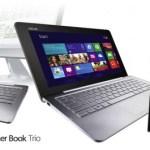 Asus Transformer Book Trio: Android Tablet Που Γίνεται Windows 8 Laptop Και Desktop