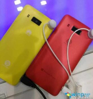 Huawei Ascend W2 Showcased In China (2)