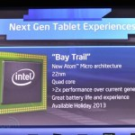 Merrifield Και Bay Trail-T, Οι Νέοι Επεξεργαστές Της Intel Για Κινητά Και Tablet