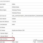 Το Lumia 825 Θα Έχει Τετραπύρηνο Επεξεργαστή Και Οθόνη 5,2-Ιντσών