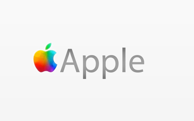 Apple logo 2012