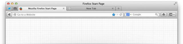 Firefox 24 Browser on Mac