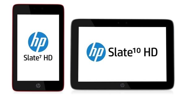 HP Slate 7 HD 3G 10 HD