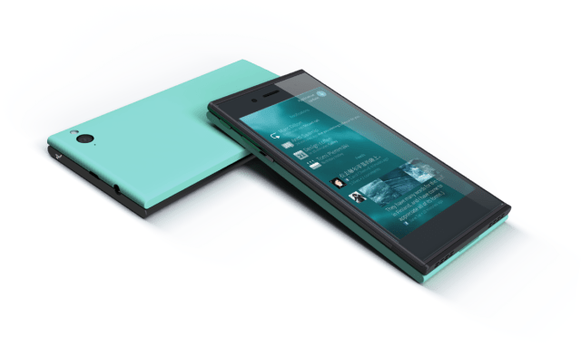 Jolla Sailfish OS phone