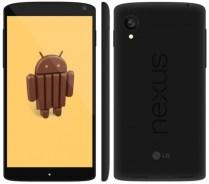 LG Nexus 5 render